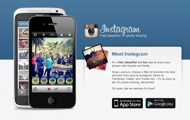 """Instagram cria """"Photos of You"""" marcação de pessoas em fotos"""