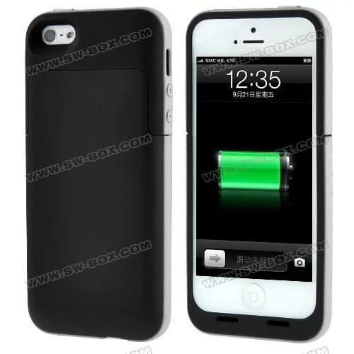 bateria extra para iPhone 5