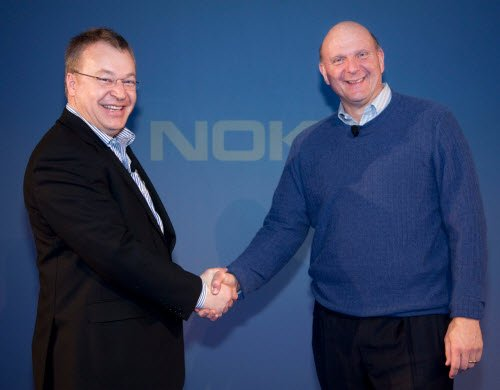 Stephen-Elop-Steve-Ballmer-Nokia-Microsoft-Windows-Phone-7