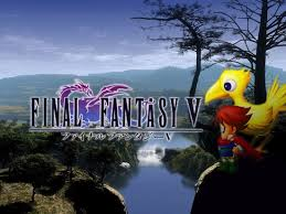 Final Fantasy 5 estreia dia 26 nos devices.