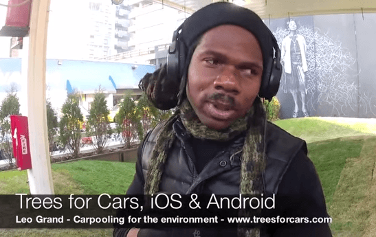 Leo Grand o programador de Trees for Cars