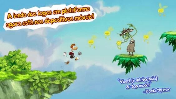 Rayman Jungle Run da Ubisoft