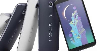 Nexus começa a receber o upgrade de fábrica para o Android 5.0