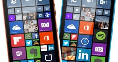 Lumia 640 e Lumia 640 XL já com atualização para windows 10