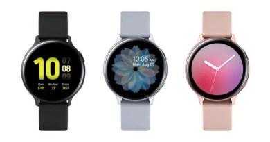 Galaxy Watch Active2: Projetado para o equilíbrio entre bem-estar e conectividade ampliada