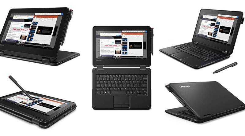 Lenovo 300e Touchscreen