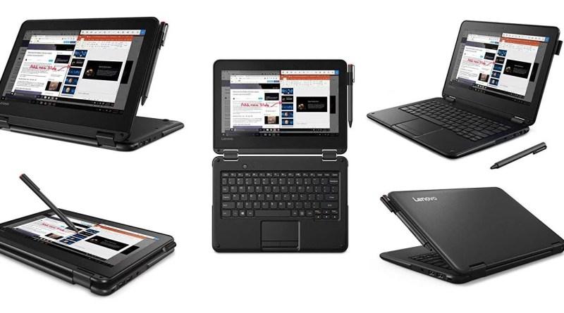 Lenovo 300e Touchscreen
