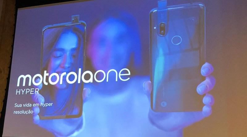 Motorola One Hyper o novo membro da família Motorola One
