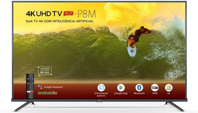Android TV TCL P8M