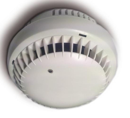 Detector Humo Inalámbrico