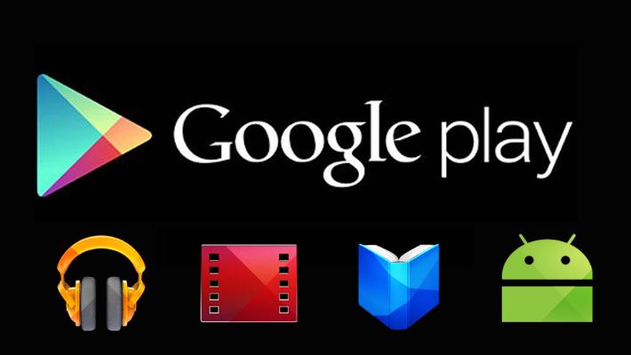 Логотип Google Play Store