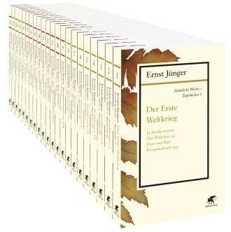 Klett Cotta. 11.700 Seiten. 449,- Euro.