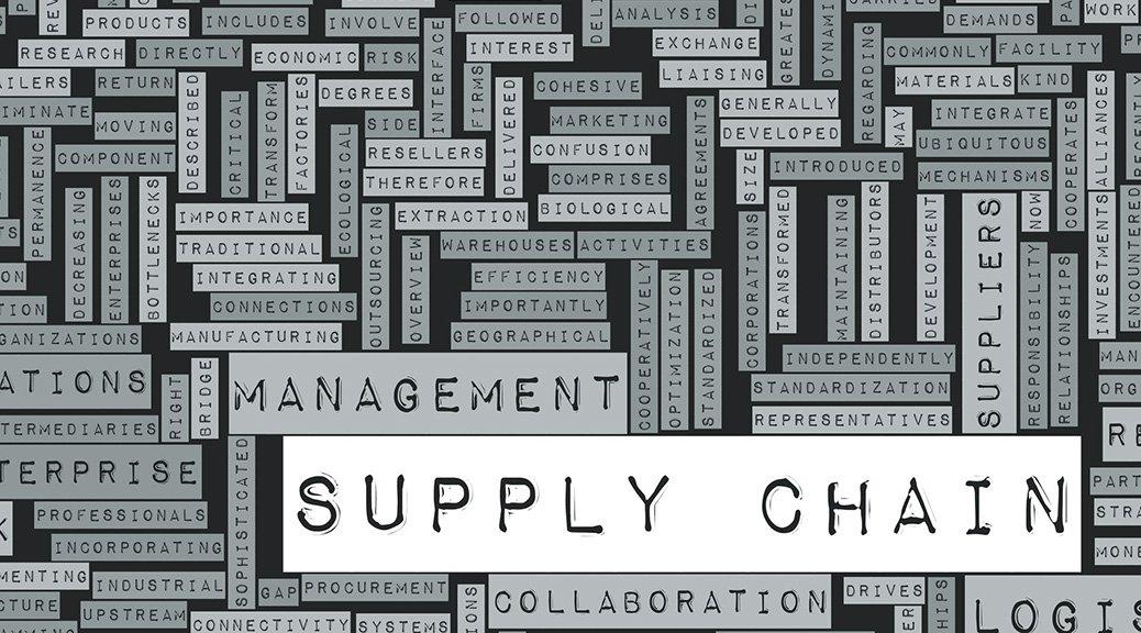 Texte supply chain