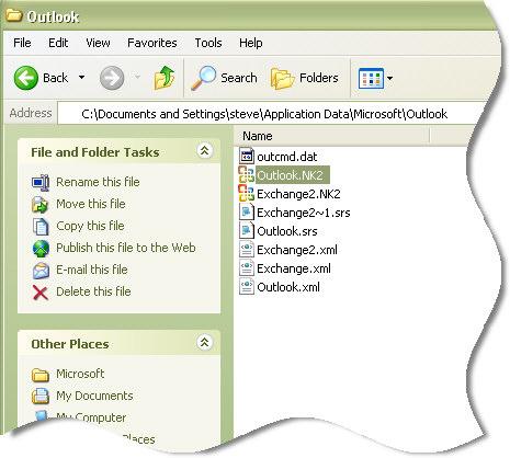 Auto Complete Data Folder
