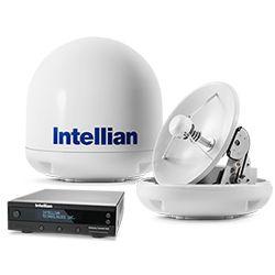 Intellian i3 System with 37cm (14.6 inch) Reflector & Japan LNB (10.678GHz)