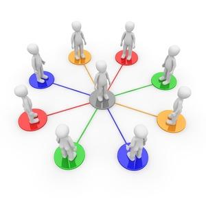 Segmentation-figures 3d cartoon communicty connection teamwork multicolor network-1019778_1920