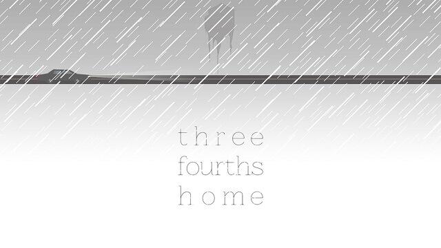 Three Fourths Home - Driving