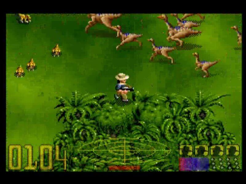 Jurassic Park - Outside