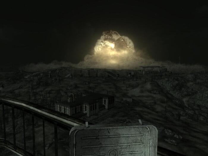 Megaton Explosion
