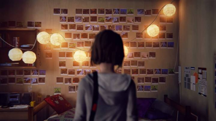 Life is Strange - Max and Photos