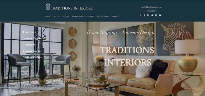 Blake Industries Llc Dba Traditions Interiors Has Secured