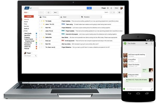 Movilidad Google Apps