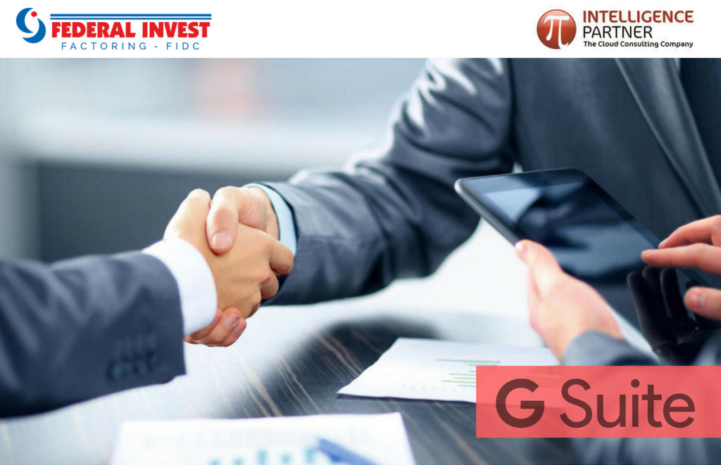 Federal Invest y la seguridad de trabajar con G Suite
