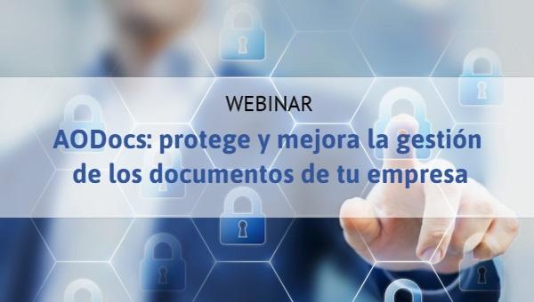 Webinar gestión documental AODocs