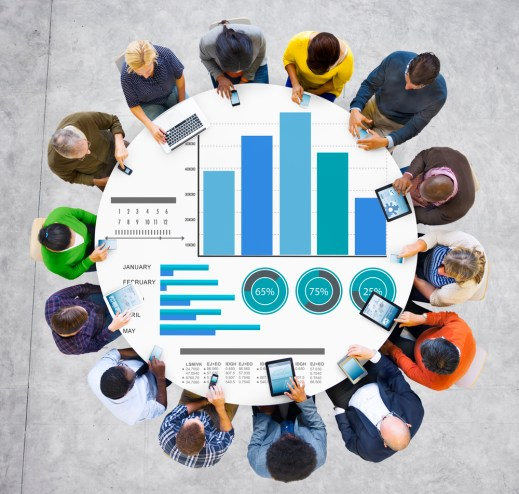 data driven organisations