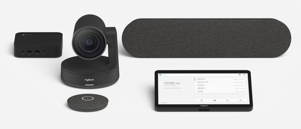 Logitech Google Cloud