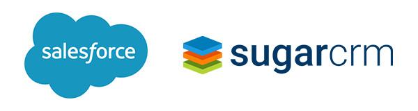 SugarCRM y Salesforce