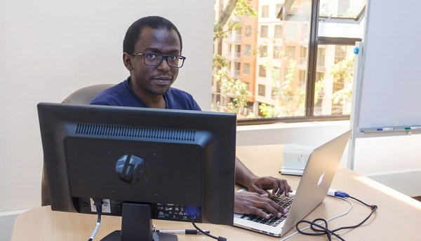 Phares Kariuki, East Africa's cloud champion