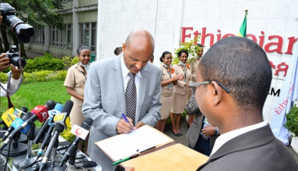 Ethiopian Airlines embeds digitalisation and goes paperless