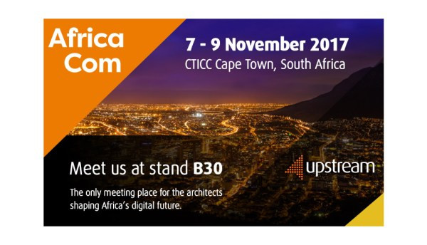 Boosting customer acquisition in the digital era: Upstream at AfricaCom