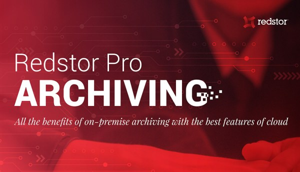 Redstor unveils unique archiving service to its data management platform