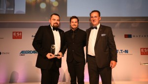 Siemens wins Digital Solutions of the Year Award at Africa Utility Week