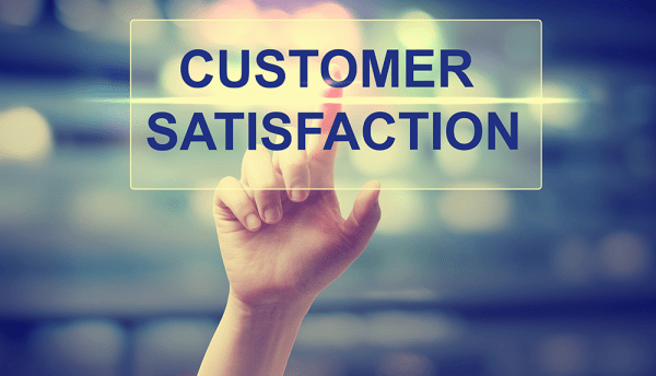 Research shows Veeam achieving high customer satisfaction rates