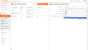 Riverbed launches solution to accelerate SaaS applications