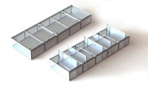 Siemon introduces active cold aisle containment solution