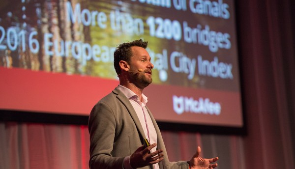 Interview: McAfee EMEA President on regional trends and future growth