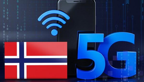 Ericsson and Telia pass the milestone of 1000 5G sites in Norway