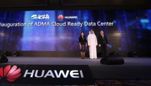 Huawei completes launch of data centre with ADMA-OPCO