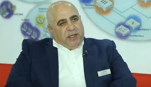 Gitex 2017 – Emad Abu Jazar gives an overview of Fortinet operations in KSA