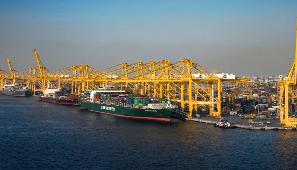 DP World UAE Region pushes digitalisation to enable smart global trade