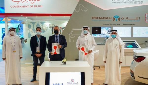 Nedaa and Airbus sign new partnership at GITEX