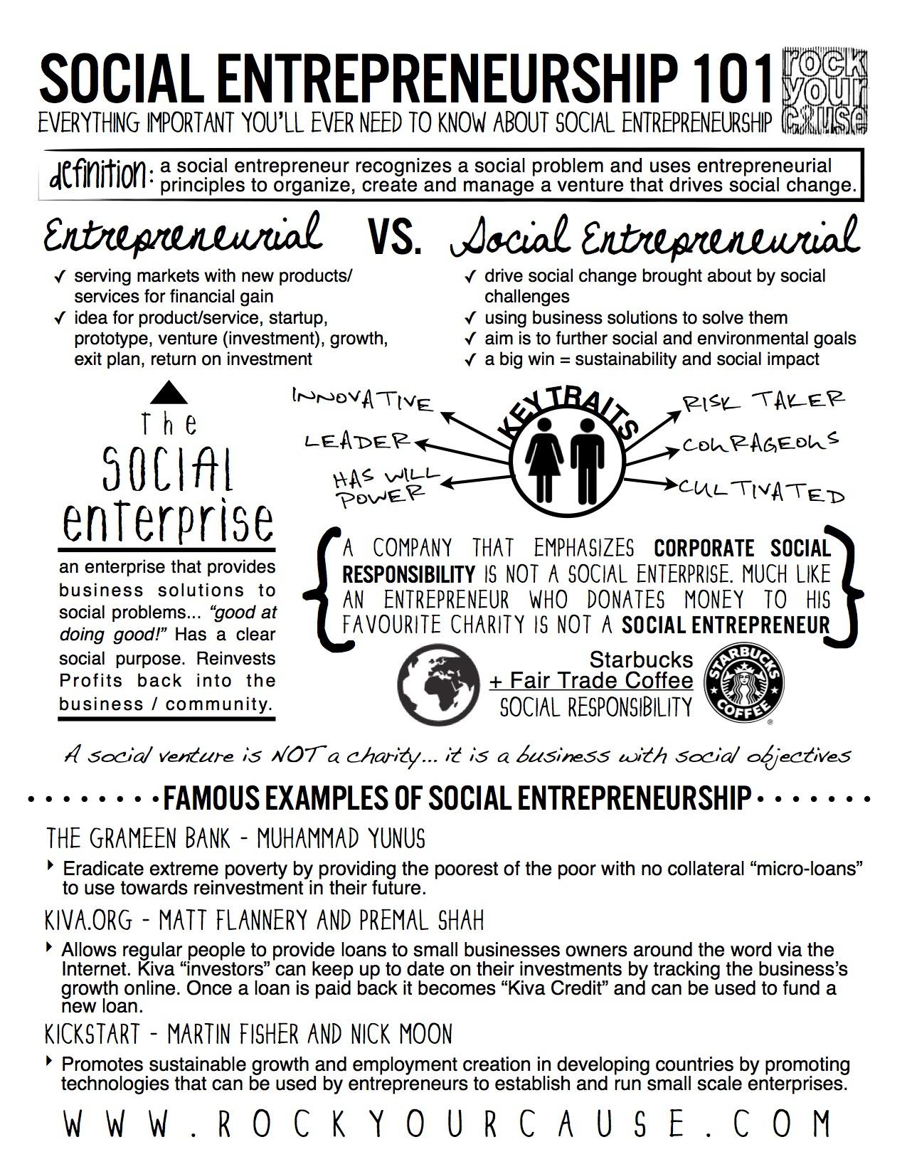 What Is Social Entrepreneurship Intelligenthq