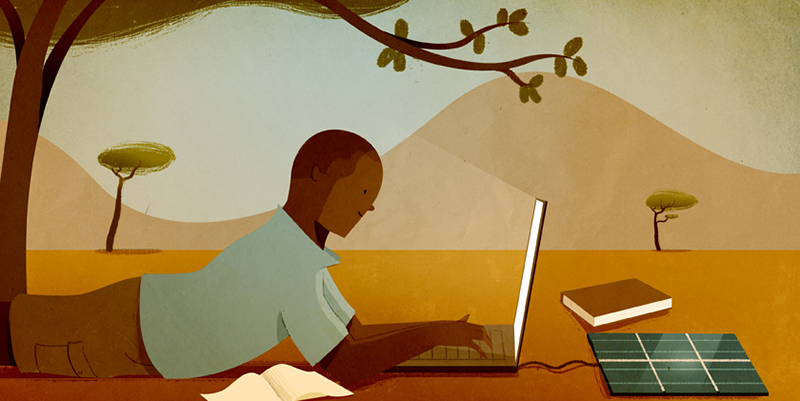 The Educational Opportunities of Elearning For Children in Developing Countries