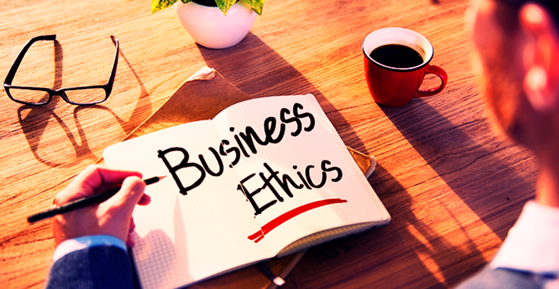 ethics and social responsibility in business essay Free essay: this paper will compare and contrast the various interpretations of four separate authors in respect to ethics and social responsibility as they.
