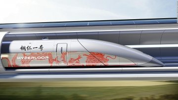 hyperloop china 360x203 - How Hyperloop is Reinventing the Future of Transportation