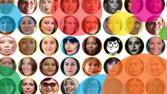 The BBC Just Revealed the World's 100 Most Inspirational Women